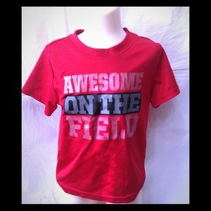 Boy's size 3T dry-fit tee